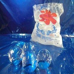 画像1: 丸氷65mm16球入り/袋 5袋入り/ケース☆送料別