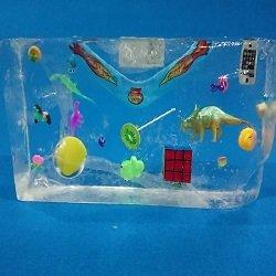 画像1: おもちゃ入り氷(クール便対応サイズ)☆イベントなどにおススメ♪