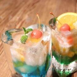 画像1: ハート型氷グラス10個入り/ケース